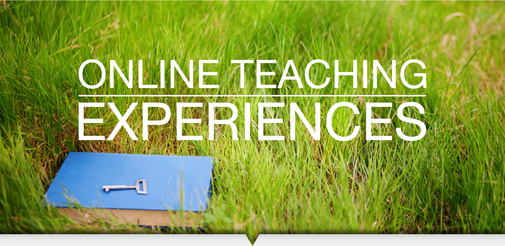 Online Teaching Experiences