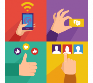 Interaction: how do students communicate with each other?